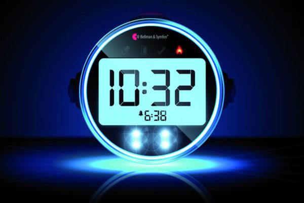Reloj avisador Bellman & Symfon
