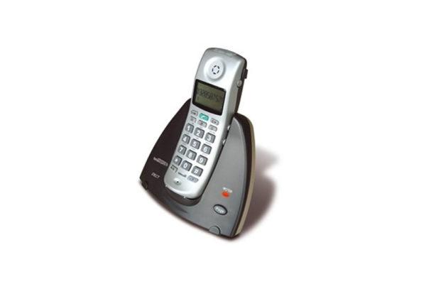 Teléfono inalámbrico con amplificador