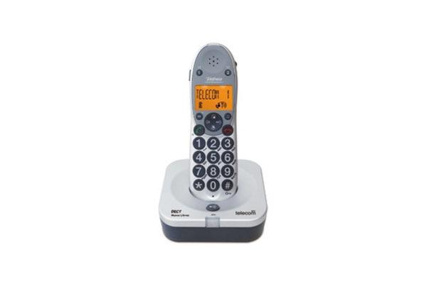 Teléfono inalámbrico con amplificador - 7601